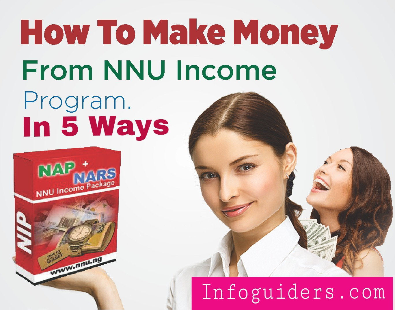 Ways to make maoney from NNU Income Program