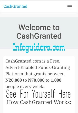 Cash Granted-Real Or Scam Find out the truth here