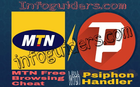 Free Browsing Cheat with Psiphon Handler