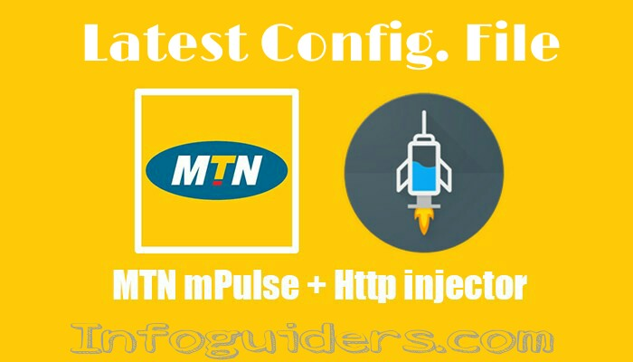 Mpulse cheat + HTTP Injector Config file