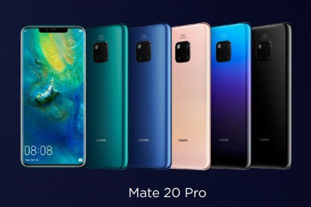 Huawei Mate 20 Pro Colors