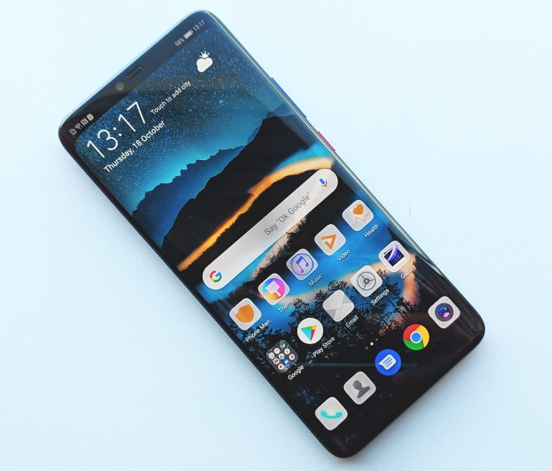 Huawei mate 20 pro Specs and availability in Nigeria