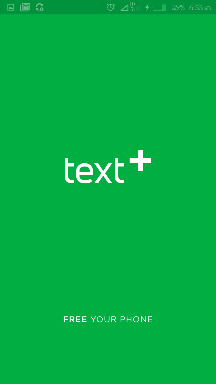 Get Free International Phone Number with Textplus
