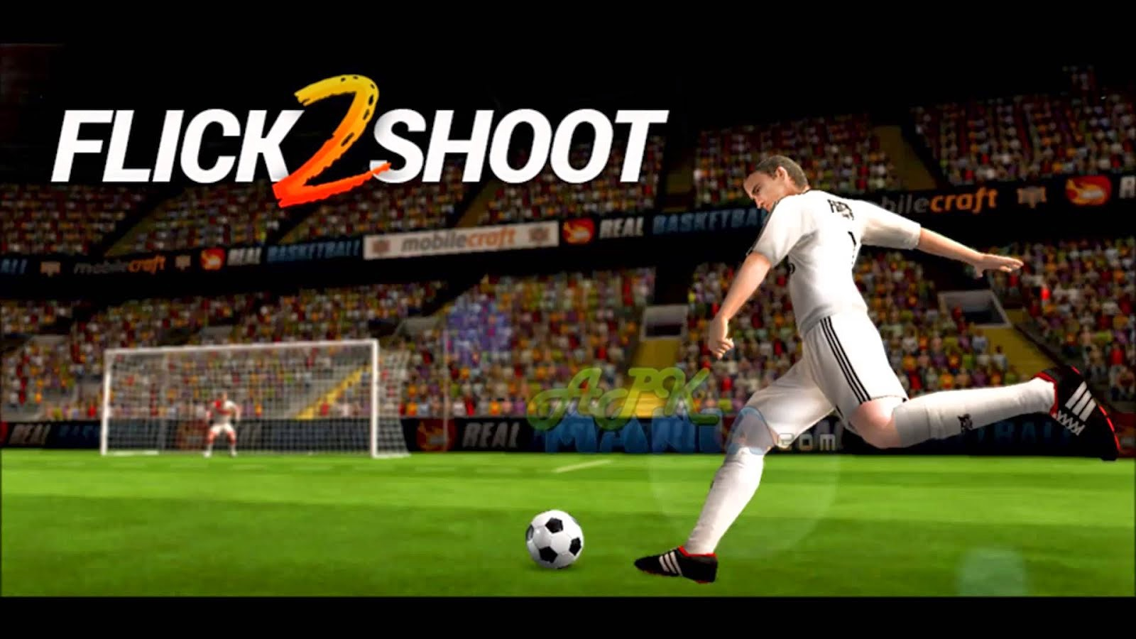 Flick shoot 2 - Best soccer games for android