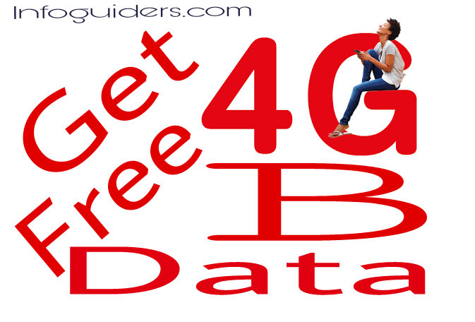 How To Get Free 4GB Data On Airtel