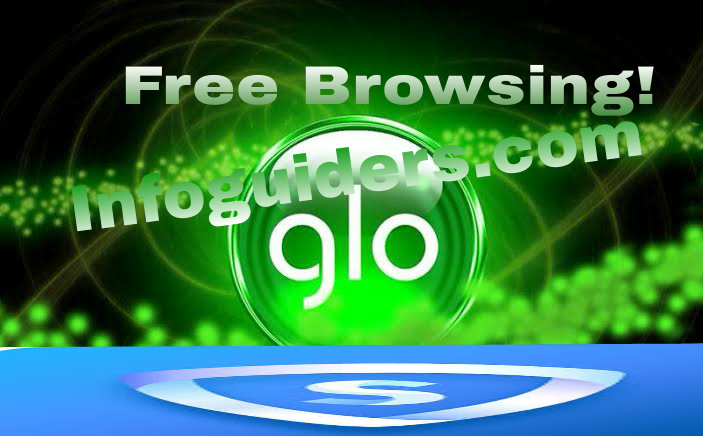 Glo free browsing cheat with SkyVPN Settings