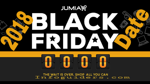 Jumia Black Friday 2018 Date