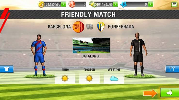 Real football - Best soccer games for android