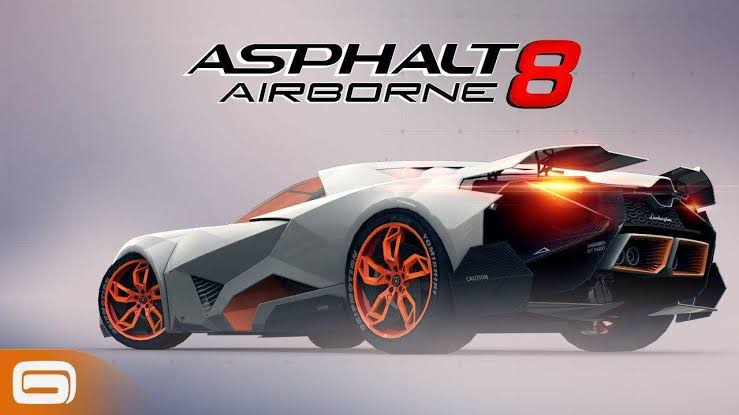 Asphalt 8 : Airborne - Best Multiplayer Games For Android And IPhone