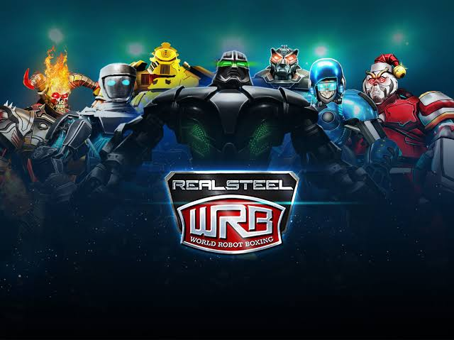 Real Steel World Robot Boxing - Best Multiplayer Games For Android And IPhone