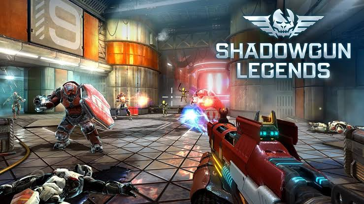 ShadowGun Legend - Best Multiplayer Games For Android And IPhone
