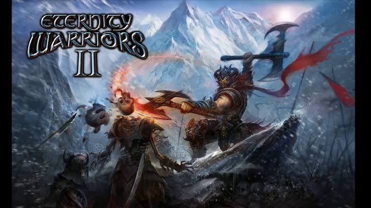 Eternity warriors - Best Multiplayer Games For Android And IPhone