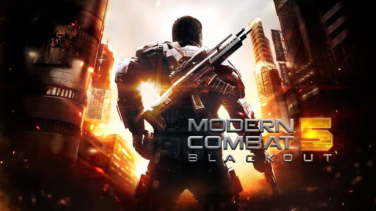 Modern Combat 5 - Best Multiplayer Games For Android And IPhone