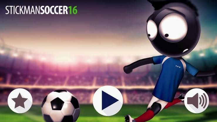 Stick man football - Best soccer games for android
