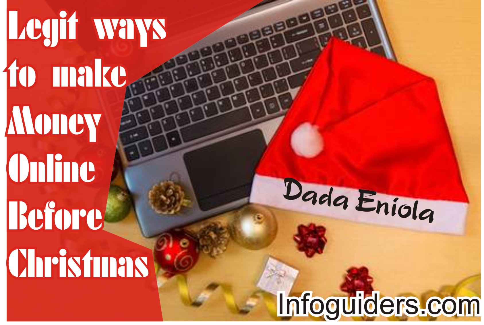 Make money online before christmas