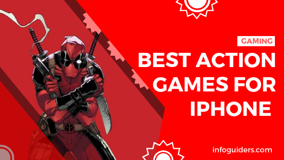 Best Action Games For IPhone