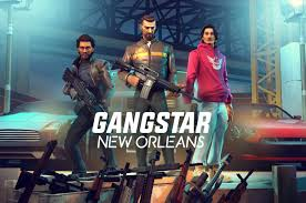 Gangster new Orleans - Best Action Games For IPhone