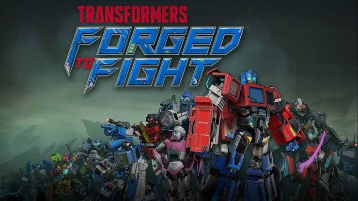 Transformers : forged to fight - Best Action Games For IPhone