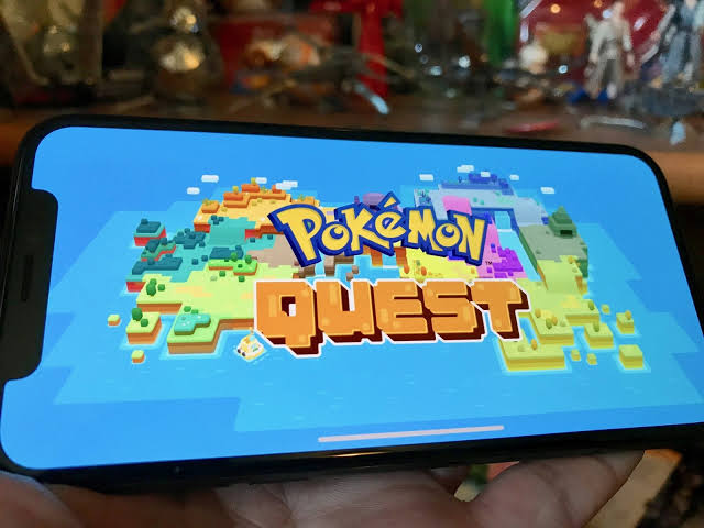 Pokemon Quest - Best Action Games For IPhone