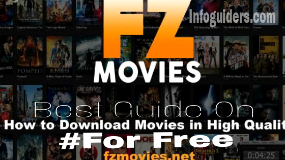 Fzmovies.net - Best Way To Download Bollywood & Hollywood Movies In HD, MP4 & 3GP For Free