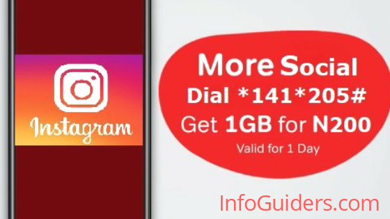 Airtel Instagram data bundle