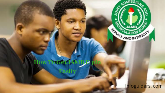 How To Buy And Get Jamb E-pin Fast
