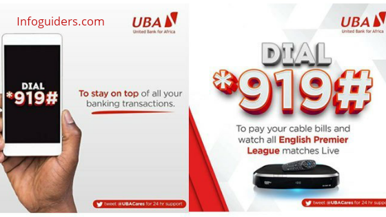 UBA Mobile Money Transfer USSD Code - Magic Banking