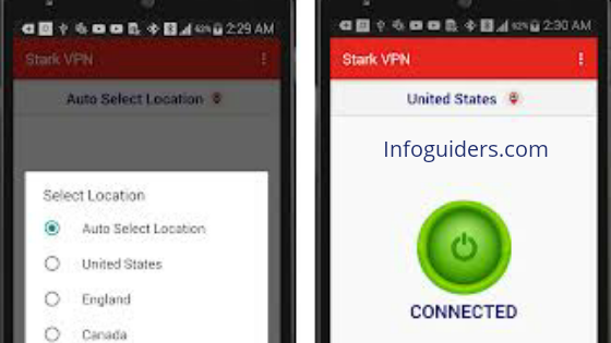 Stark VPN Cheat