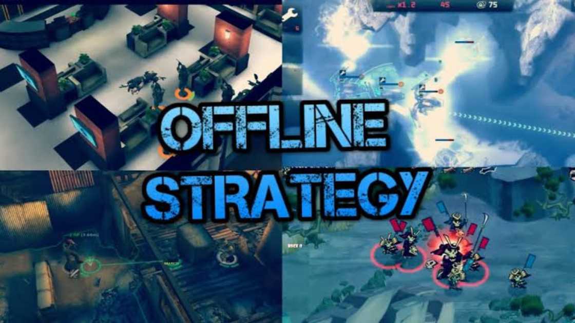 Best free offline strategy games for android
