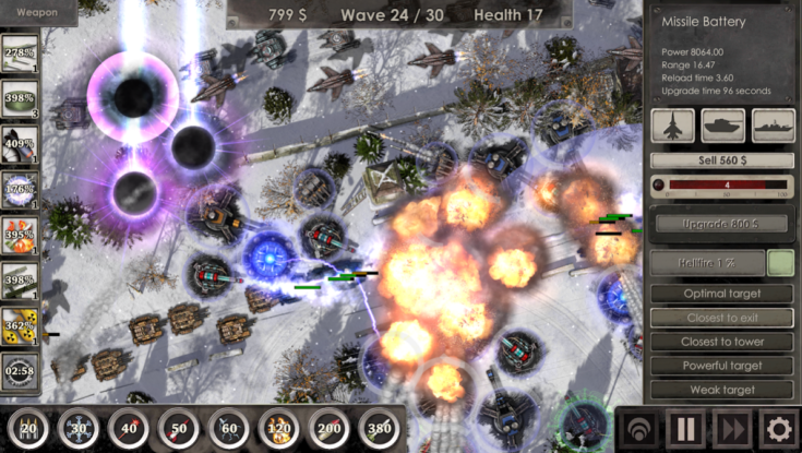 Defense Zone 3 Apk download