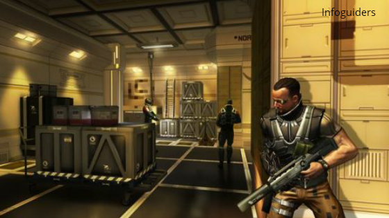 Deus EX The Fall Apk