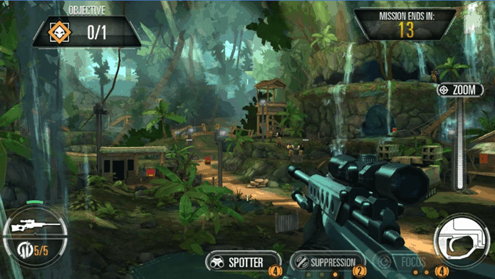 Sniper X Apk Download