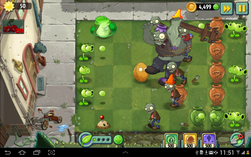 Plants vs. Zombie 2 Best Offline Strategy Game