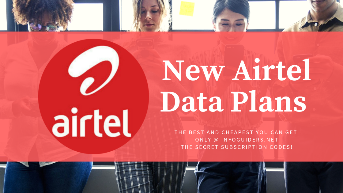 All Best Airtel Data Plans