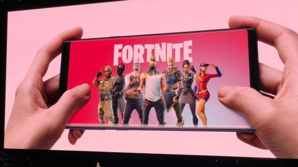 Download Fortnite Mobile