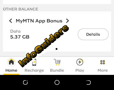 MyMTN App Cheat