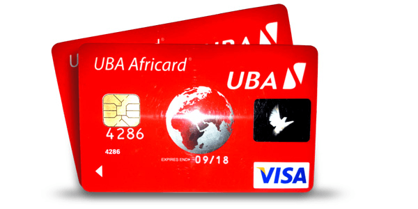 UBA Africard - How To get it fast