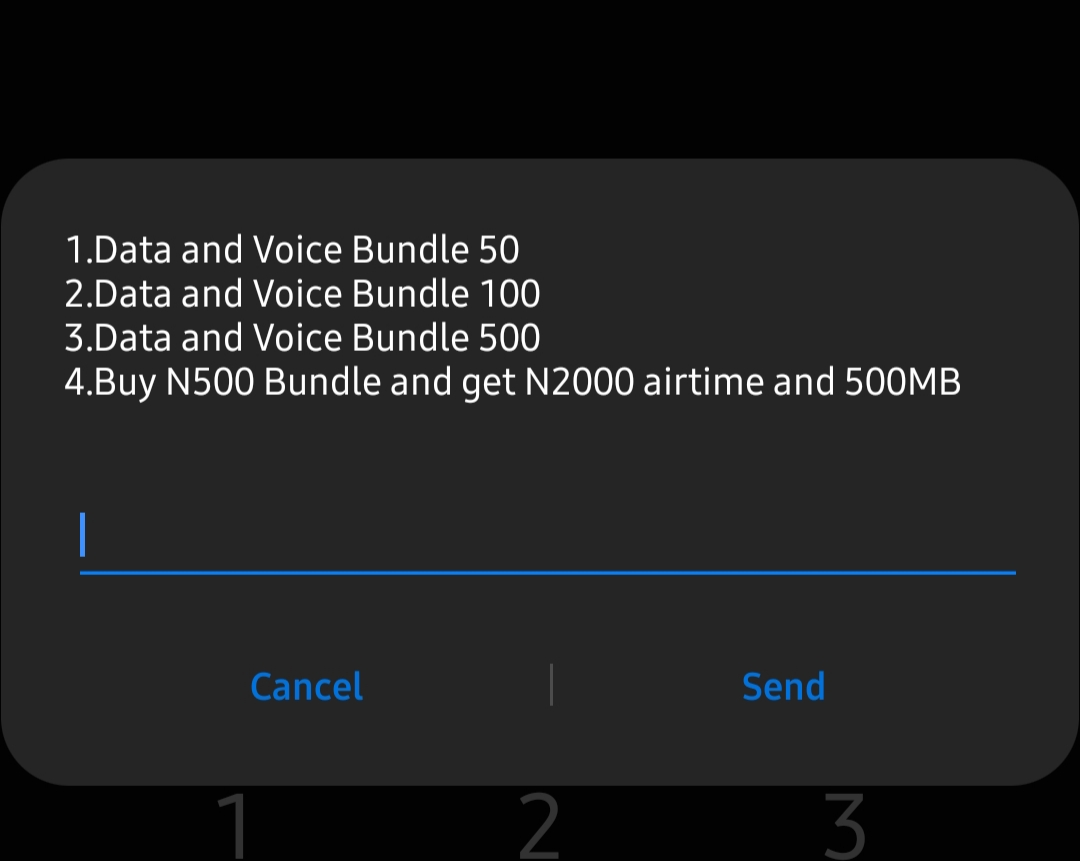 GET 4GB + N120 AIRTIME FOR N100 ON MTN