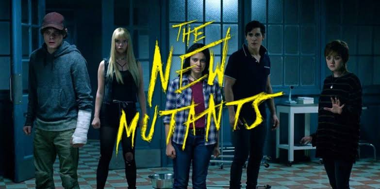 The New Mutants Full Movie 2020