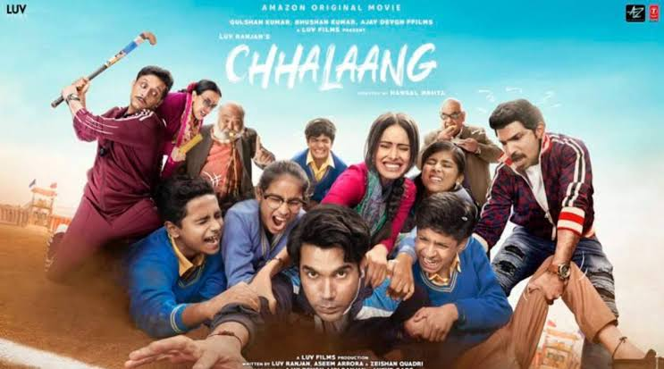 Chhalaang 2020 Full Movie