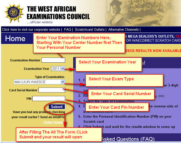 How To Check WAEC Result Online 2020