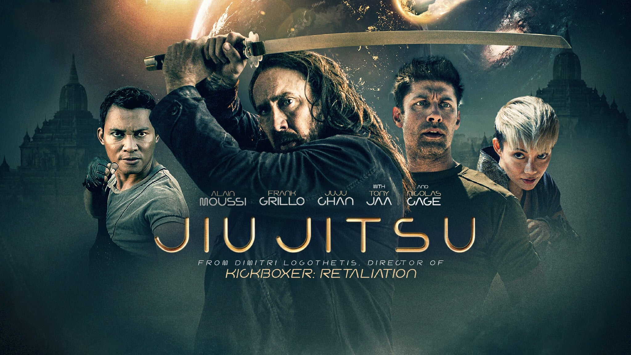 Jiu Jitsu 2020 Movie
