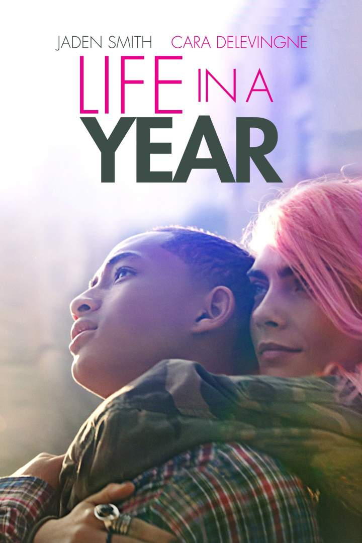Life in a Year 2020 movie poster