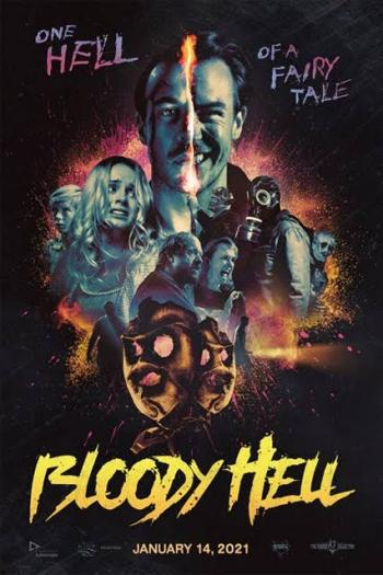 Bloody Hell (2020) Full Movie Download 480p, 720p, 1080p