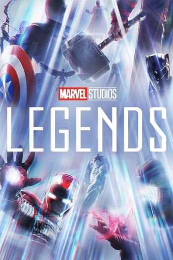 Marvel Studios Legends Season 1