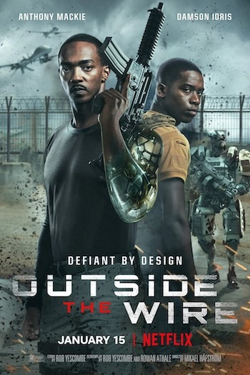 Outside the Wire (2021) FullMovie Download [480p, 720p, 1080p]