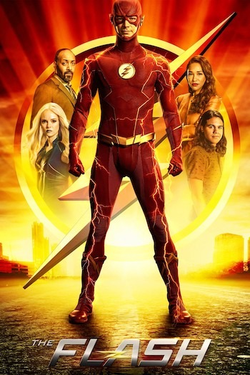 The Flash Season 7 S07