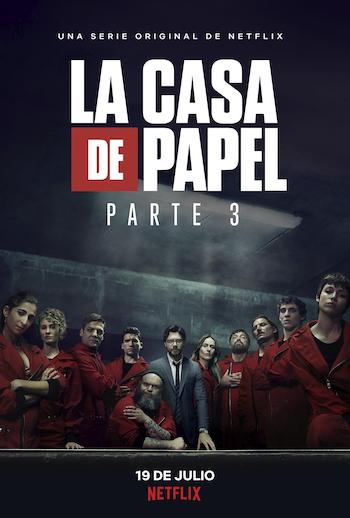 Money Heist Season 3 Subtitles
